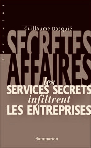 « Secrètes affaires », document aux Éditions Flammarion