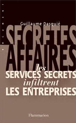 «Secrètes affaires», document aux Éditions Flammarion