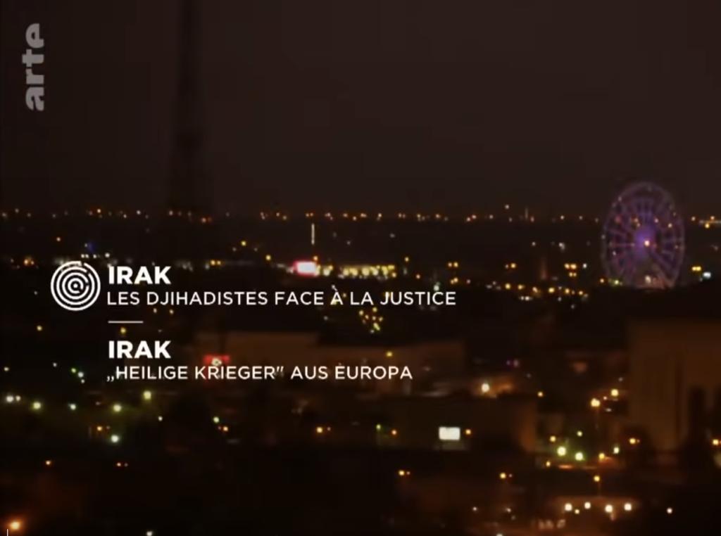 Les terroristes européens vus d'Irak